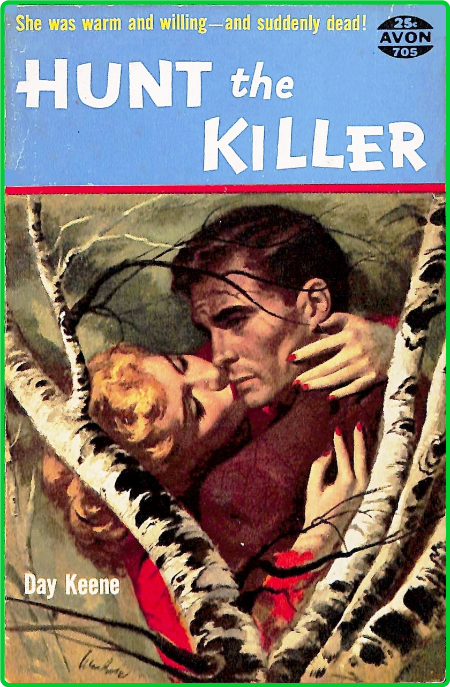 Hunt the Killer (1951) by Day Keene