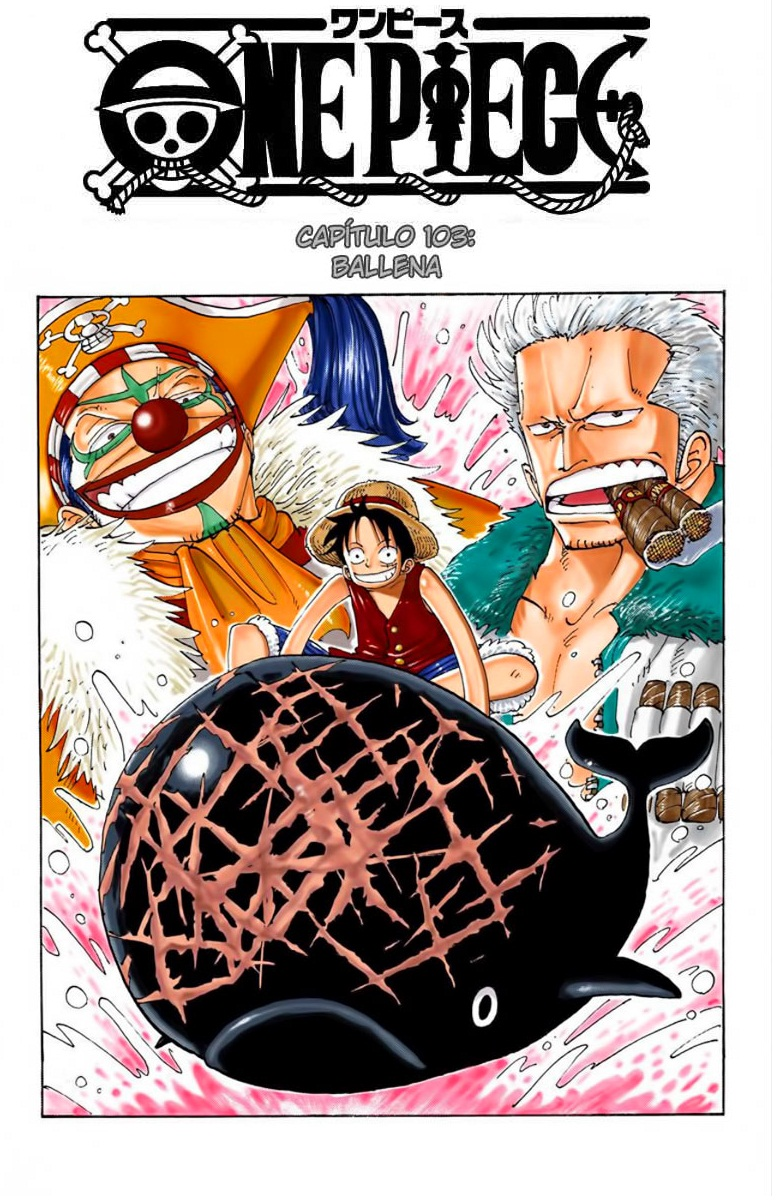 One Piece Manga 100-105 [Full Color] 3R6D0NOV_o
