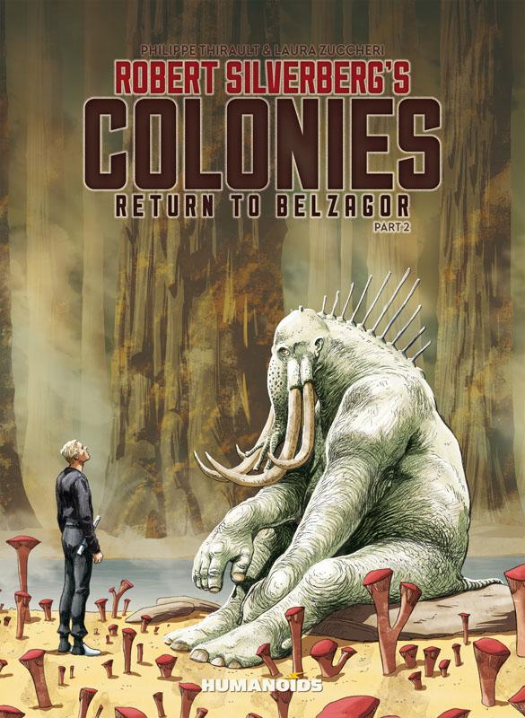 Robert Silverberg's Colonies v01-v02 (2018)