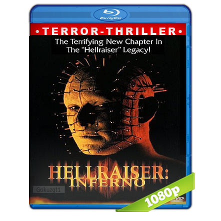 Hellraiser 5 Infierno (2000) BRRip Full 1080p Audio Trial Latino-Castellano-Ingles 5.1