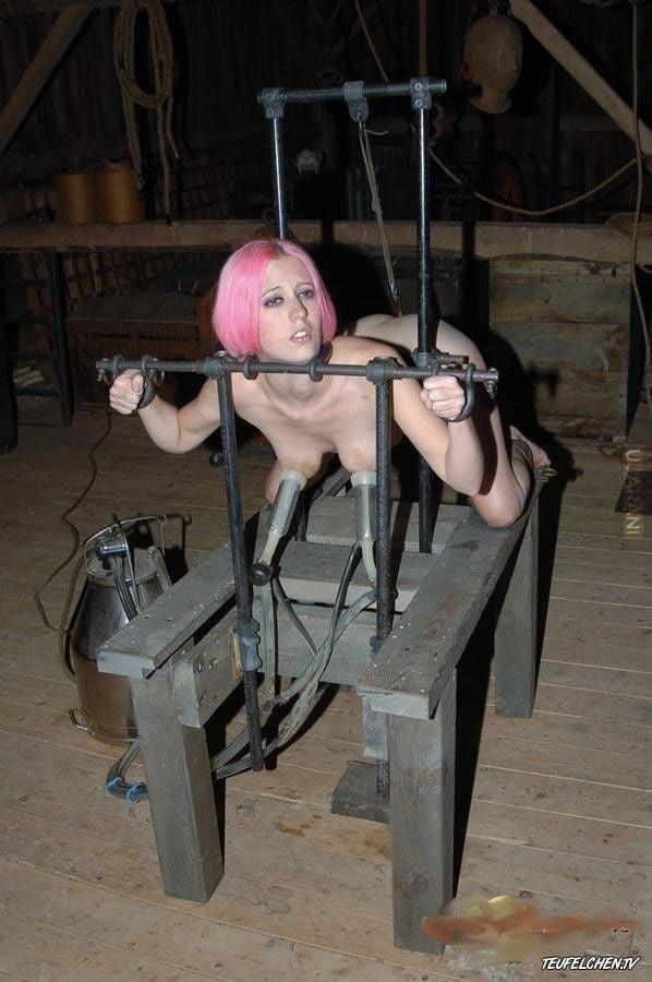 Extreme machine bondage-8339