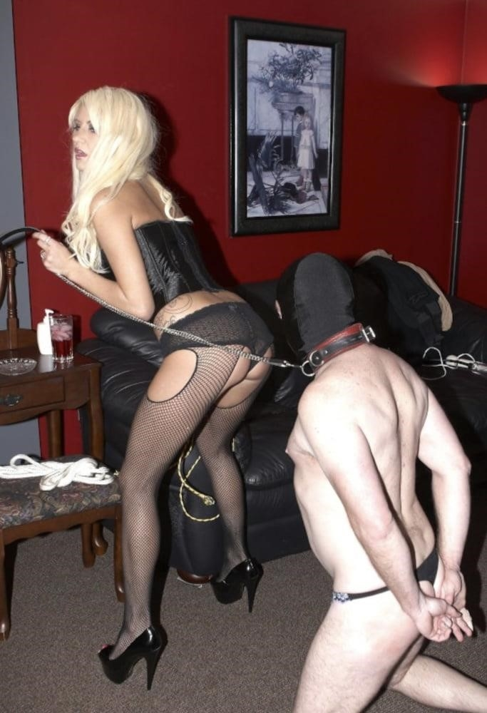 Bdsm slave training porn-6245