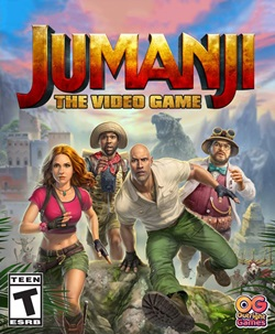 JUMANJI: The Video Game Torrent (2019) [PC GAME + Crack] – Download