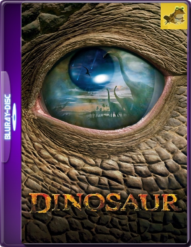 Dinosaurio (2000) Brrip 1080p (60 FPS) Latino