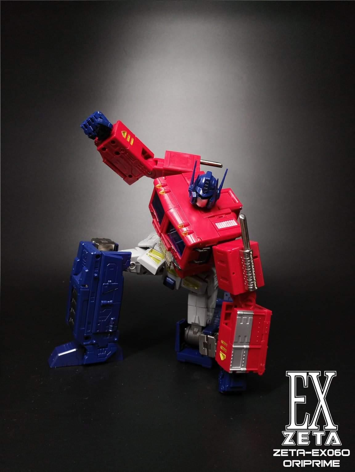 [ToyWorld][ZetaToys] Produit Tiers - TW-M01 Primorion/Zeta-EX6O OriPrime et Zeta -EX6E EvaPrime - aka Optimus (G1 et Evangelion) - Page 3 3AnwqVsT_o