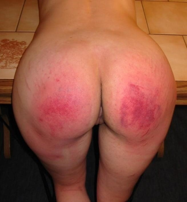 Brutal spanking anal-5081