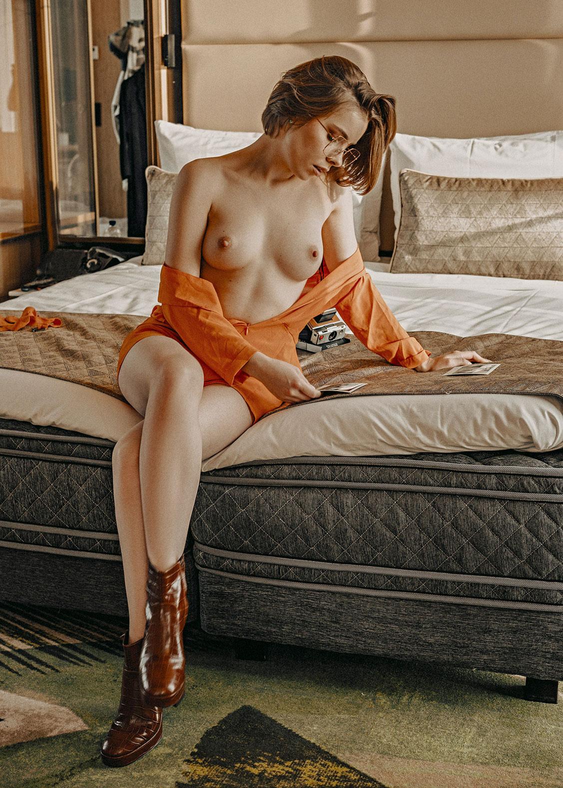 Сексуальное одиночество Кати Хромиа / фото 09