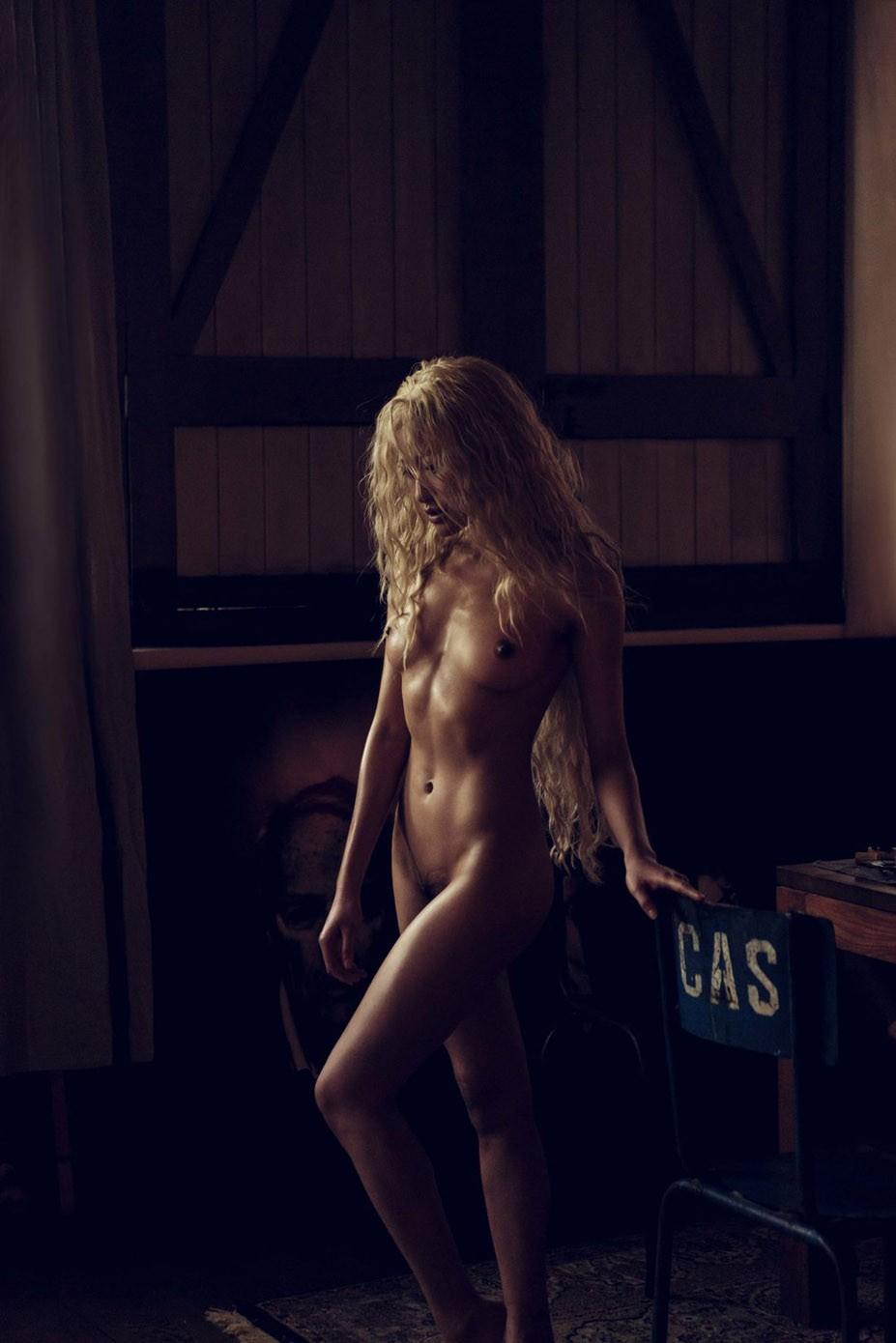 Sheri Chiu nude by Remi Kozdra and Kasia Baczulis - Rekt Magazine