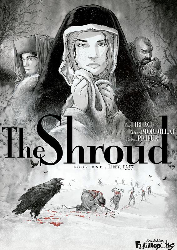 The Shroud 01-02 (2018)