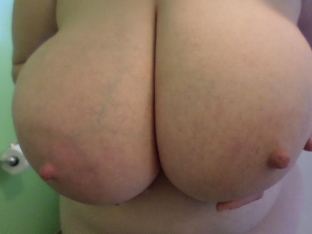 Big natural boobs big nipples-5402