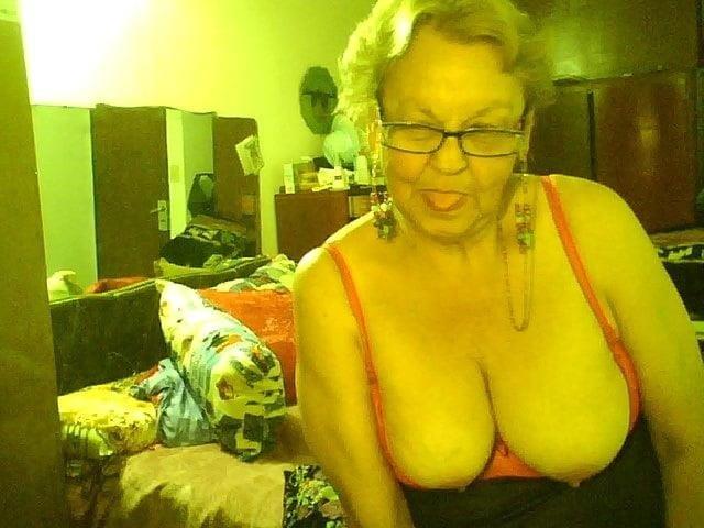 Chubby granny webcam-3274