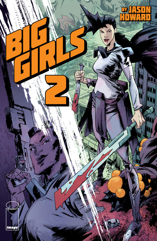 Big Girls #1-6 (2020-2021)