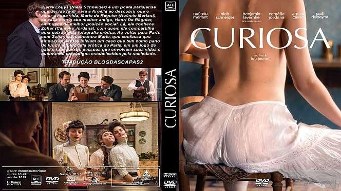 Curiosa (2019) BRRip Full 1080p Audio Dual Castellano-Frances