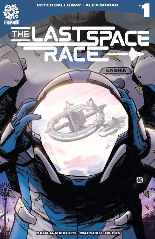 The Last Space Race #1-5 (2018-2019)