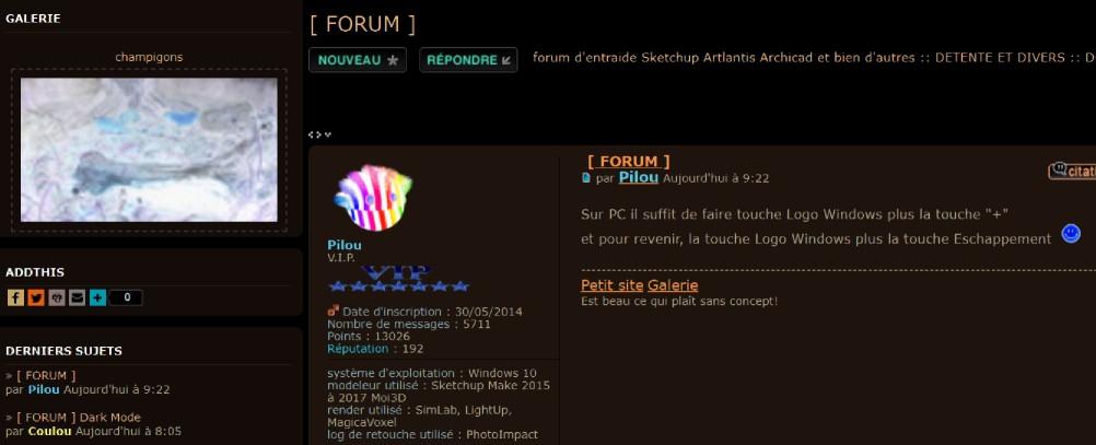 [ FORUM ] Dark Mode TTDp0Xrn_o