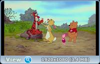 Большой фильм про поросенка / Piglet's Big Movie (2003/BD-Remux/BDRip/HDRip)
