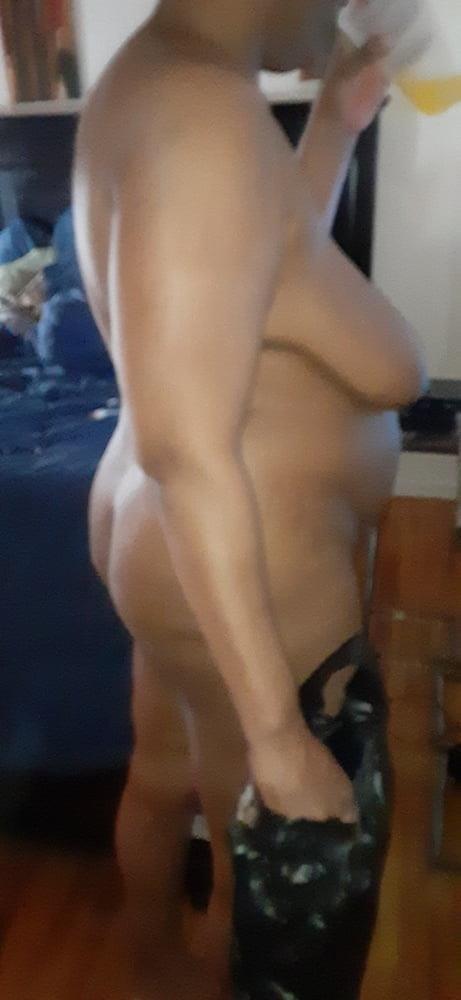 Ebony caught porn-9573