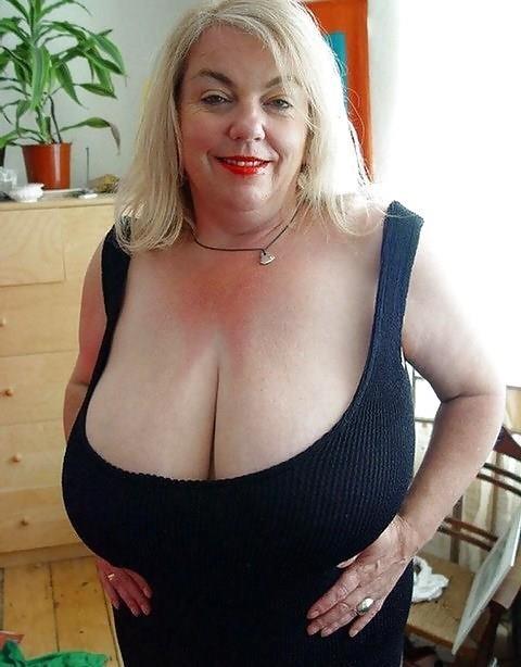 Granny big tit pics-4279