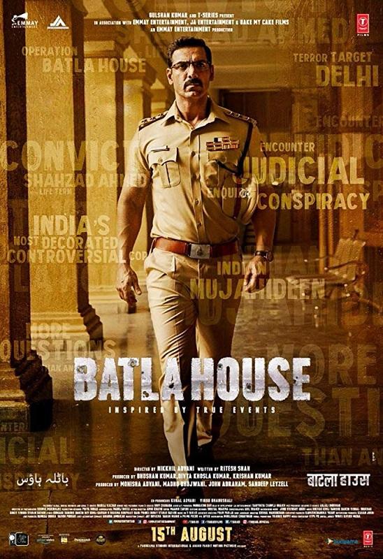 Batla House 2019 1080p WEB DL