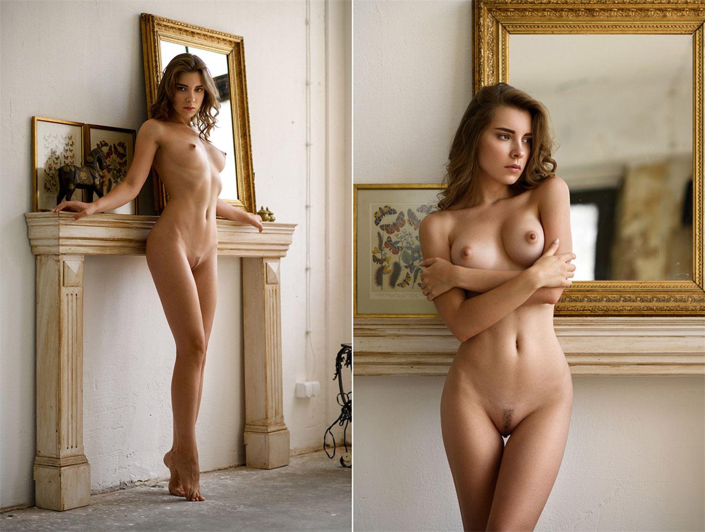 sexy Katerina Marchenko nude by Sacha Leyendecker
