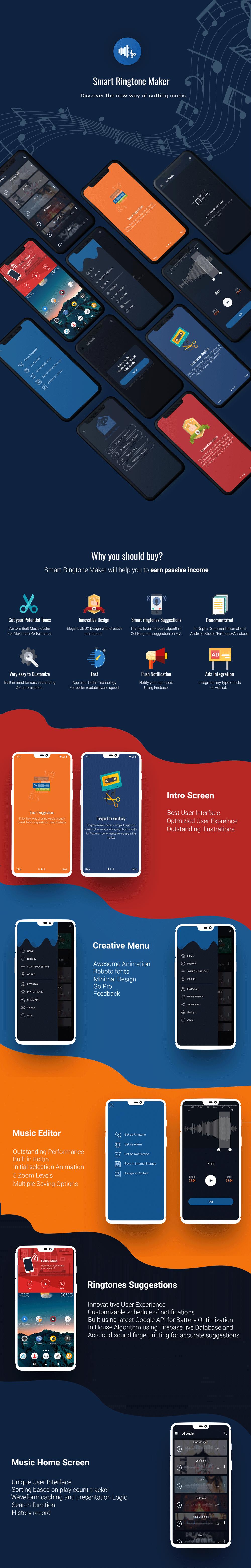 Smart Ringtone Maker App Buy