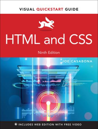 HTML and CSS - Visual QuickStart Guide, 9th Edition