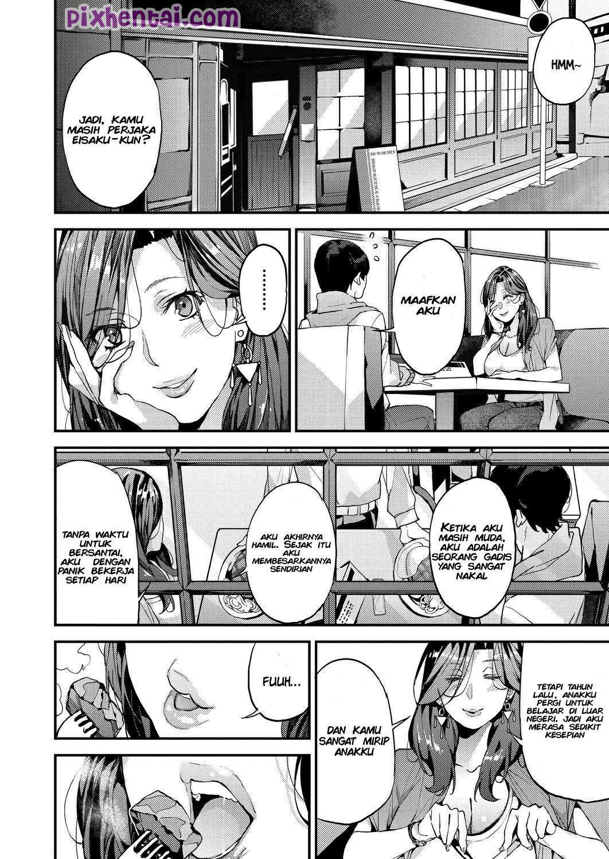 Komik Hentai Together With a Single Mother Manga XXX Porn Doujin Sex Bokep 04