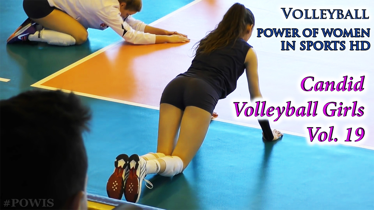 Beauty in Sports #Volleyball Vol. 19