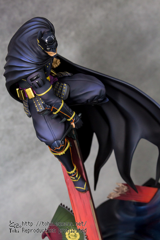 Ninja Batman Takashi Ozaki Vers. 1/6 Statue (Good Smile Company) Xshr7yij_o