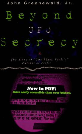 Beyond UFO Secrecy