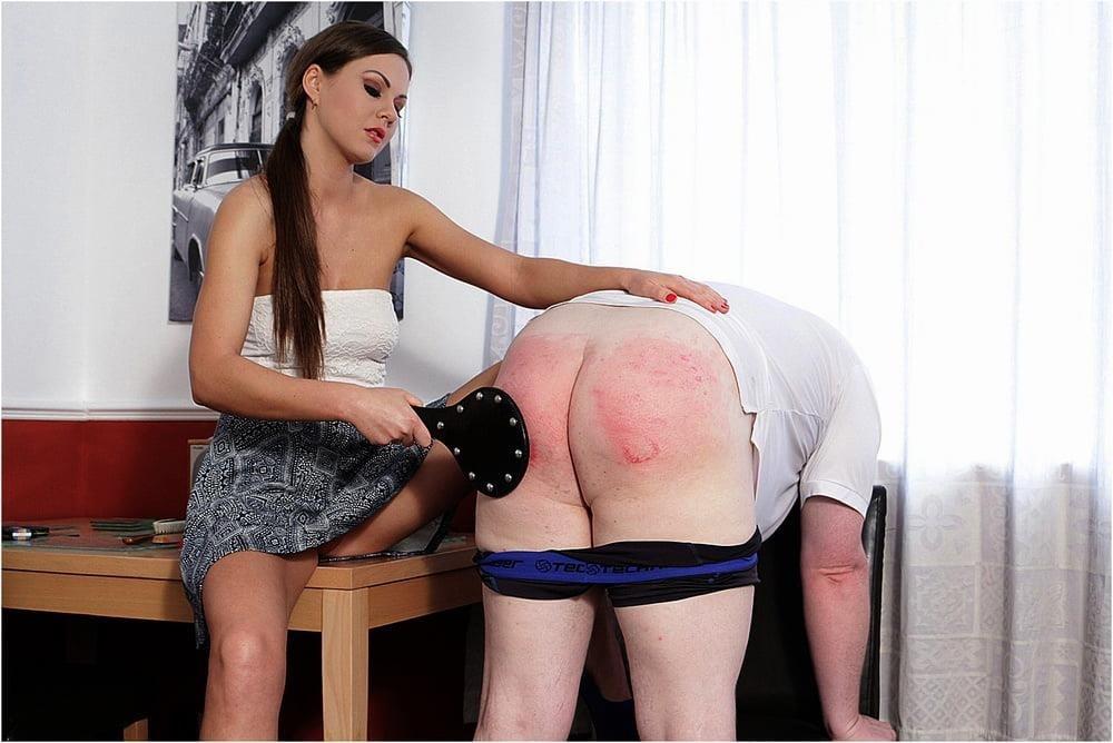 Femdom spanking xhamster-8439