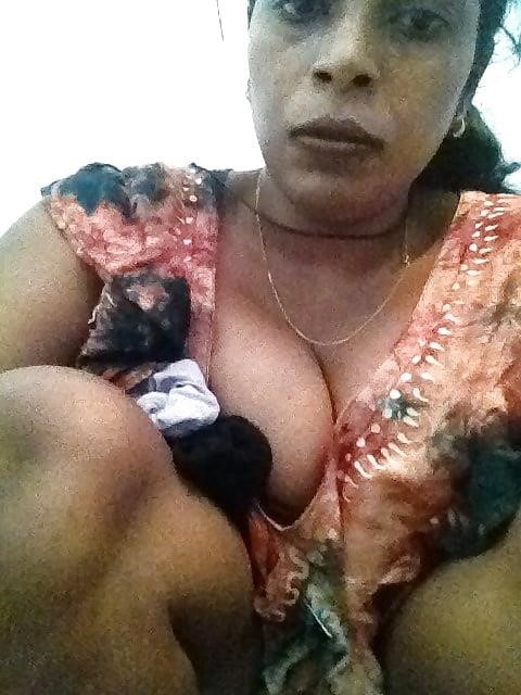 Tamil aunty forest-2936