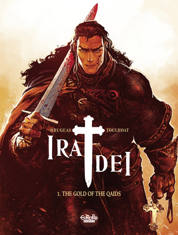 Ira Dei 01 - The Gold of the Qaids (2018)