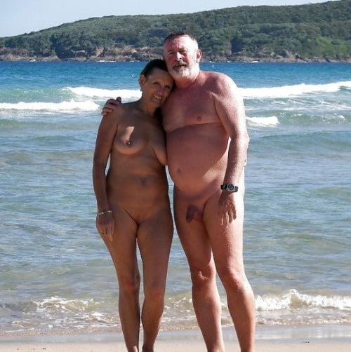 Mature nude beach pic-1028
