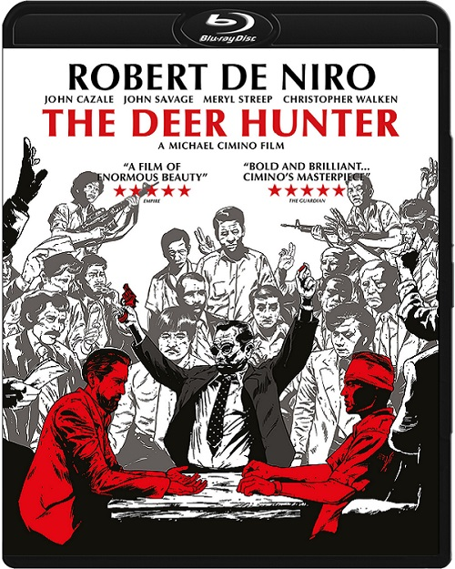 Łowca jeleni / The Deer Hunter (1978) REMASTERED.MULTi.720p.BluRay.x264.DTS.AC3-DENDA / LEKTOR i NAPISY PL + m720p