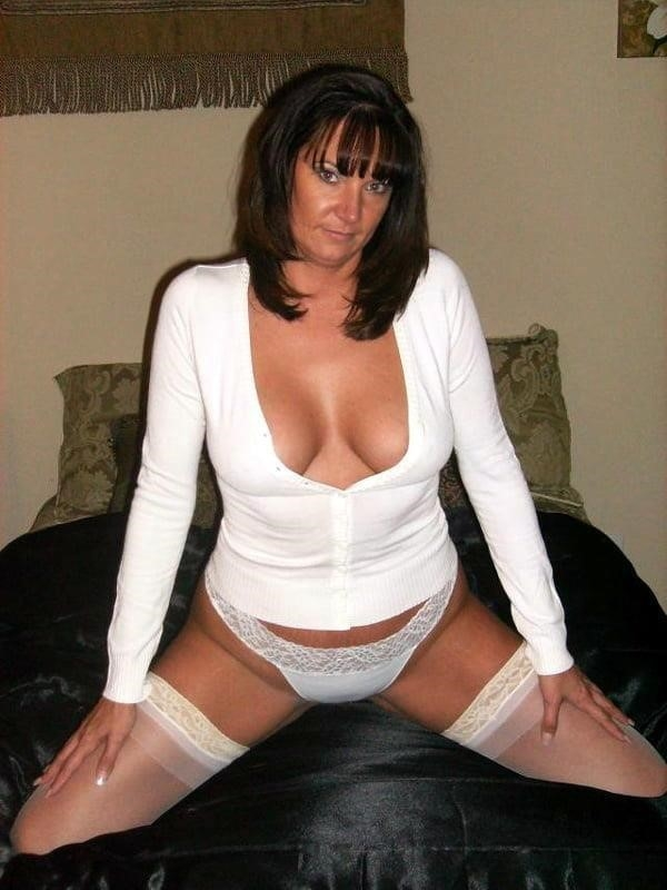 Mature stocking foto-7882