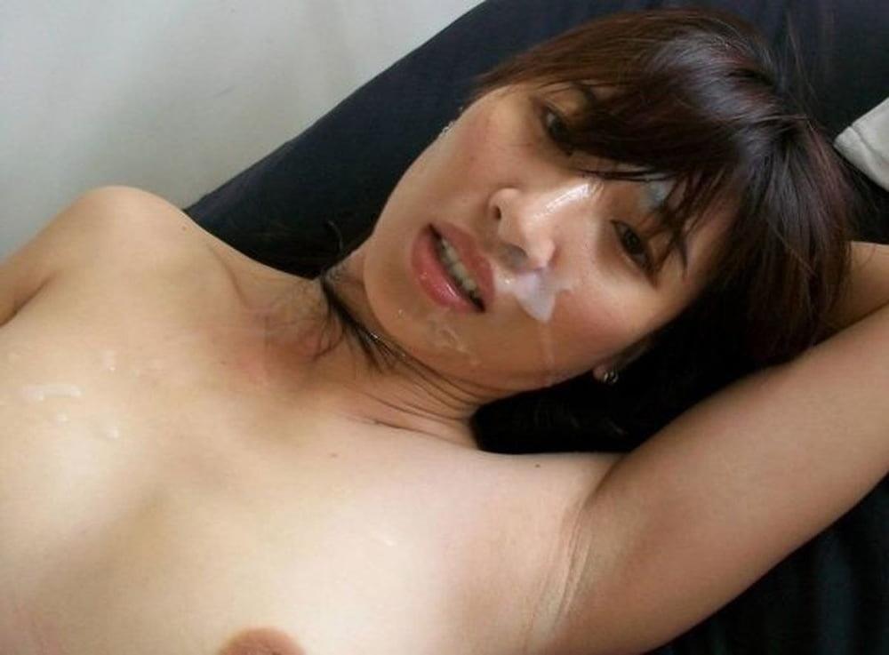Pretty girl bukkake-1476