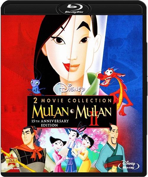 Mulan (1998-2014) MULTi.720p.BluRay.x264.DTS.AC3-DENDA / DUBBING i NAPISY PL
