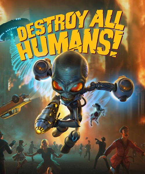 Destroy All Humans! (2020/RUS/ENG/MULTi/RePack by xatab)