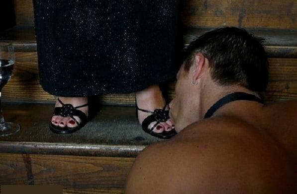 Feet slave thumbzilla-8035