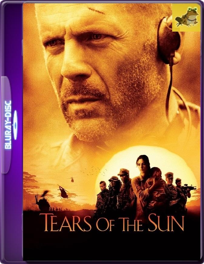 Lágrimas Del Sol (2003) Brrip 1080p (60 FPS) Latino / Inglés