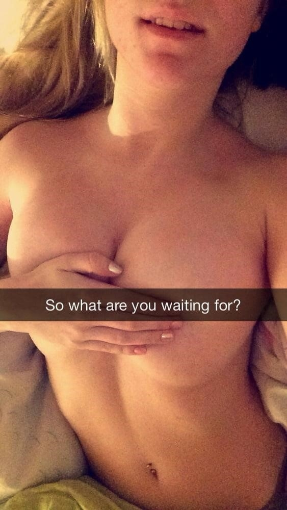 Sexy nude snapchat selfies-9842