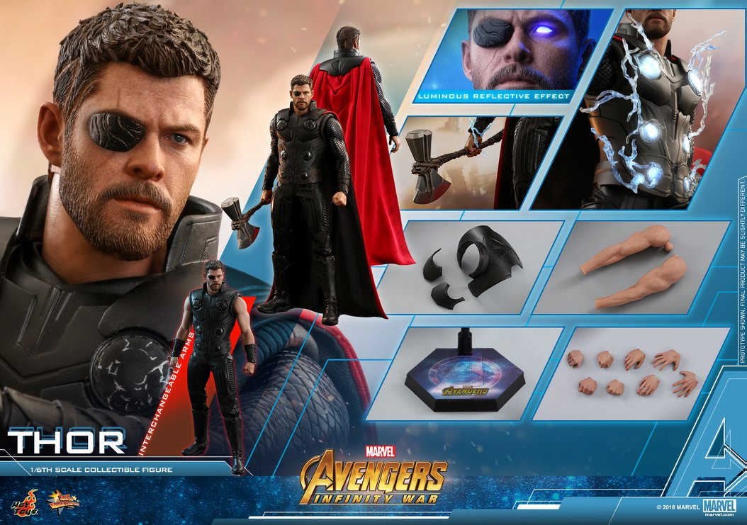 Avengers - Infinity Wars 1/6 (Hot Toys) FRhsdN1N_o