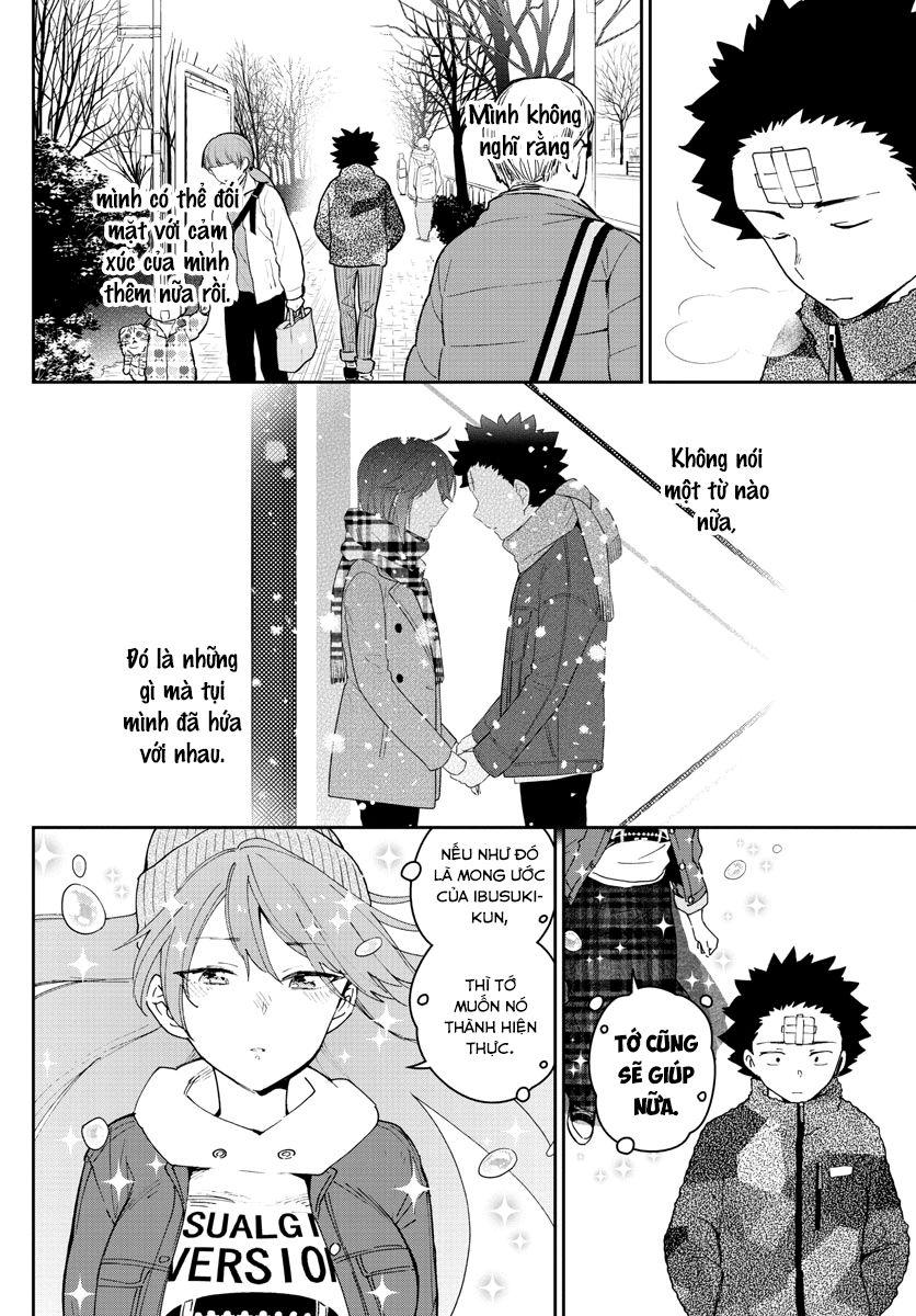 Hatsukoi Zombie Chapter 130 - Trang 18