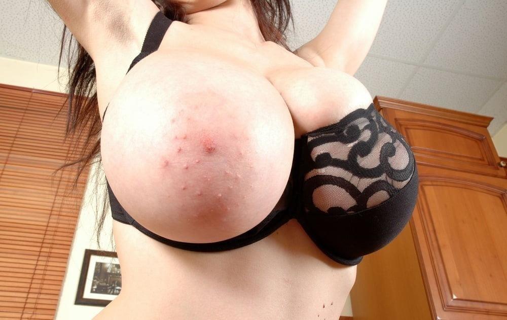 Slim girl huge tits-4279