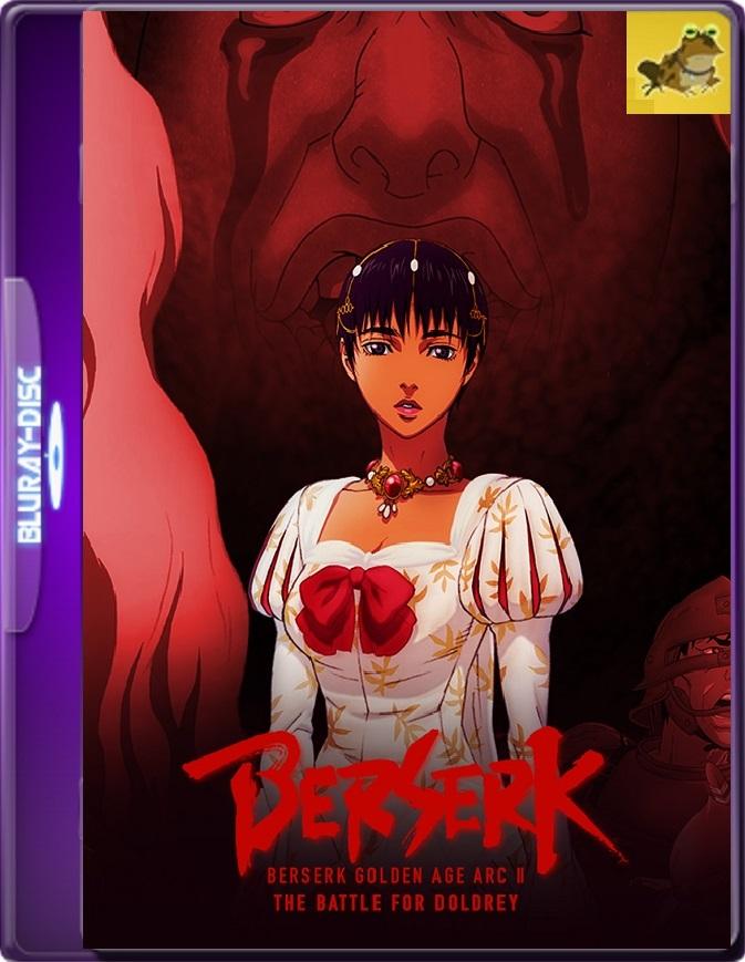 Berserk, The Golden Age Arc II: The Battle For Doldrey (2012) Brrip 1080p (60 FPS) Japonés Subtitulado