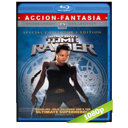Lara Croft Tomb Raider Full HD1080p Audio Trial Latino-Castellano-Ingles 5.1 2001