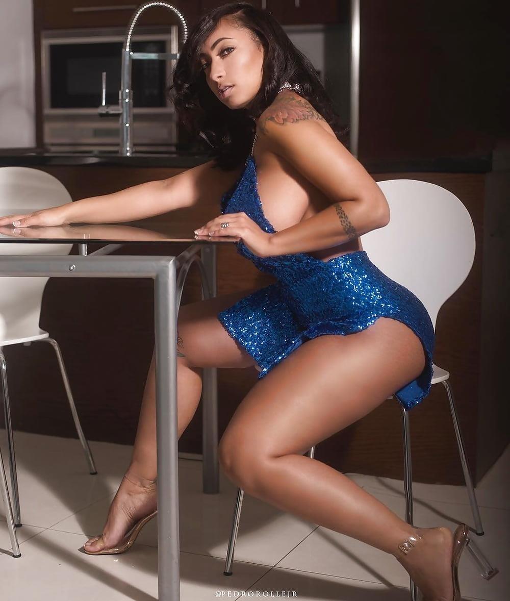 Sexy curvy ebony porn-8366
