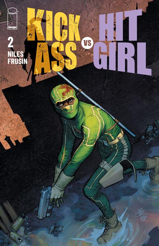 Kick-Ass vs Hit-Girl #1-3 (2020-2021)