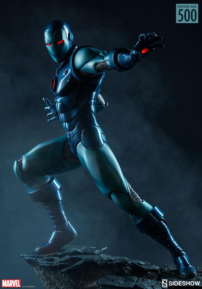 Iron Man Stealth Suit Statue - Marvel Comics - Avengers Assemble (Sideshow) OQSsK9d3_o